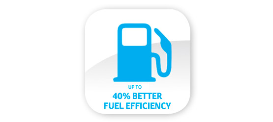 1. Reduce time and money spent at the petrol station