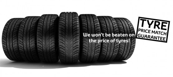 Tyre Price Match Guarantee