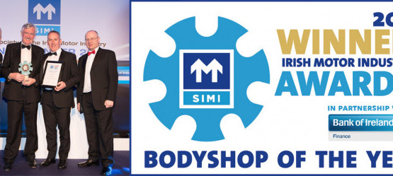 SIMI Bodyshop of the Year 2018