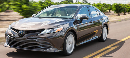 The 2019 Hybrid Invasion Continues with the Camry