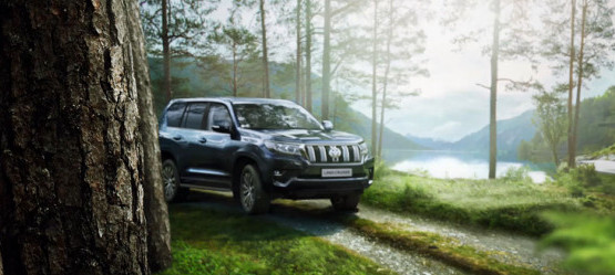 The Land Cruiser Business is back